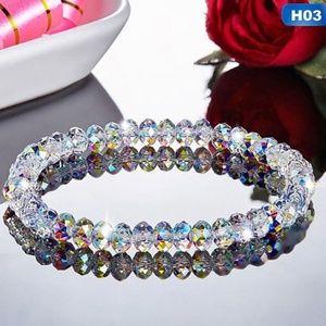 Jewelry - Aurora Borealis Swarovski Crystal Bracelet